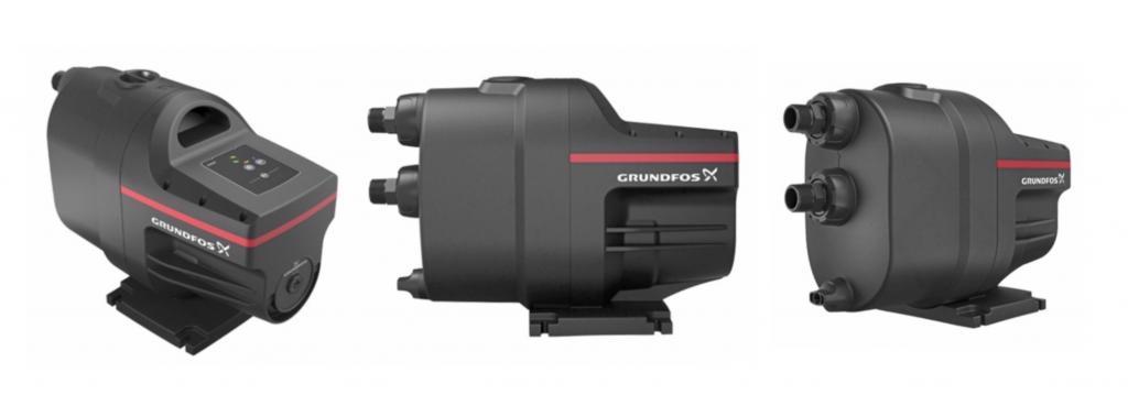 Новинка 2020! GRUNDFOS SCALA1 – современная насосная установка для водоснабжения с широкими возможностями.
